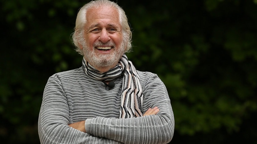 Richard Saul Wurman - Founder of TED, TEDMED, eg, WWW and 555 Conferences