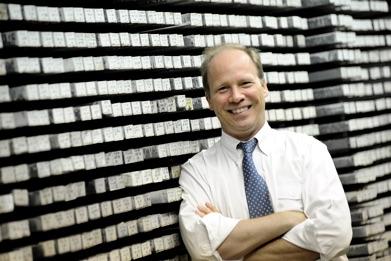 Peter B. de Menocal - Dean of Science, Columbia University