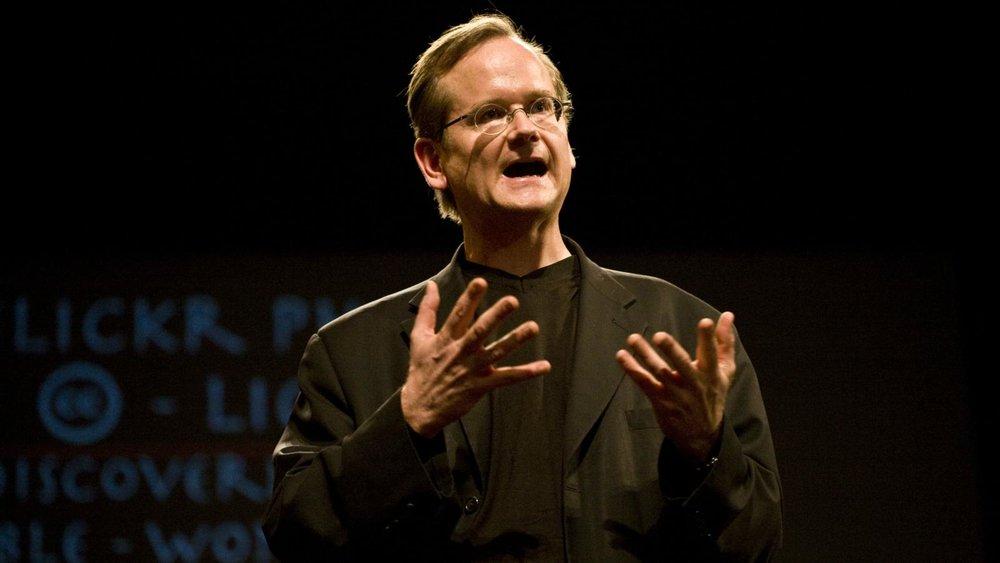 Larry Lessig - Roy L. Furman Professor of Law and Leadership at Harvard Law School