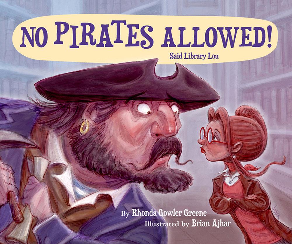 No Pirates Allowed- Cover