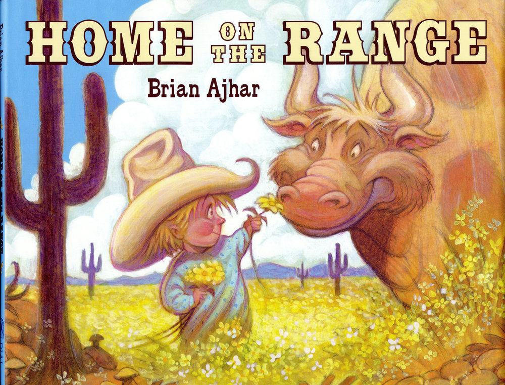 Home On The Range- Cover