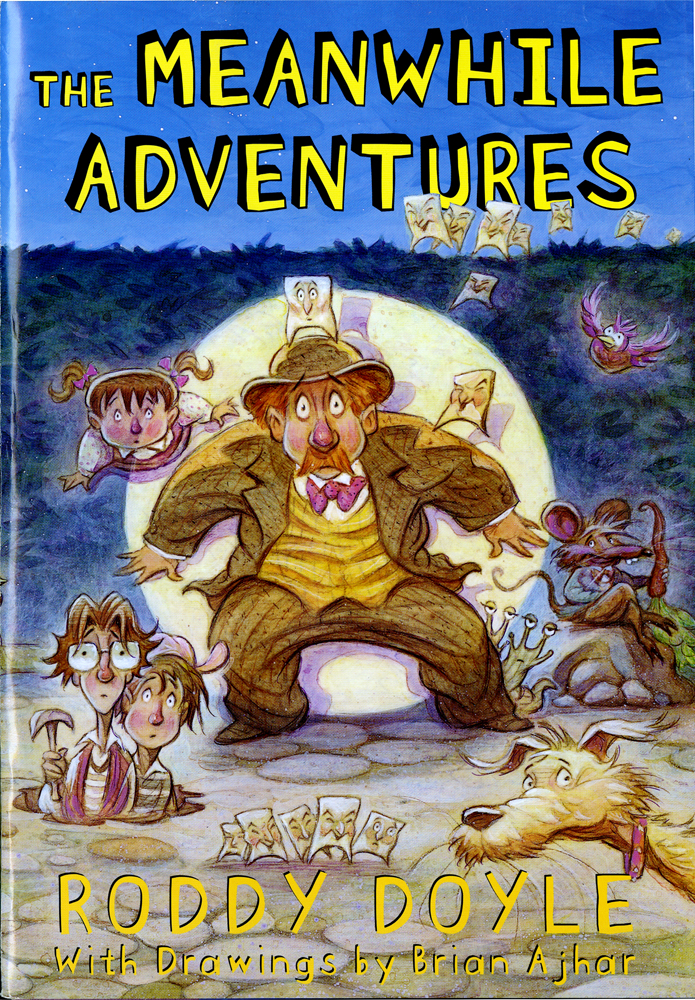 Meanwhile Adventures- Cover