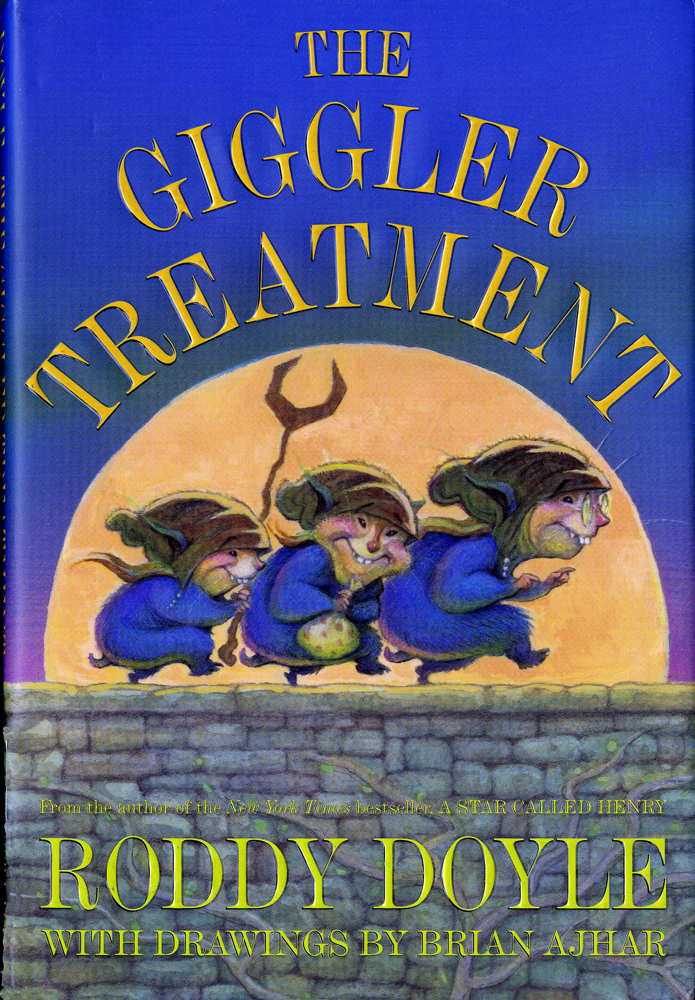 The Giggler Treatment- Cover