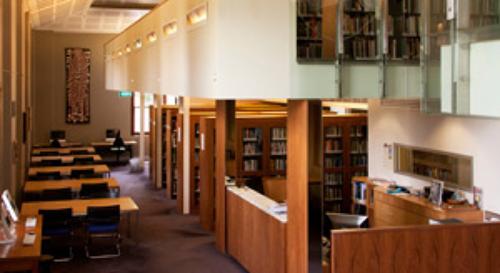 Schaeffer Fine Arts Library