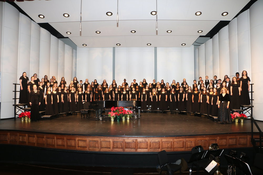 Concert Choir (12-18 years old) -