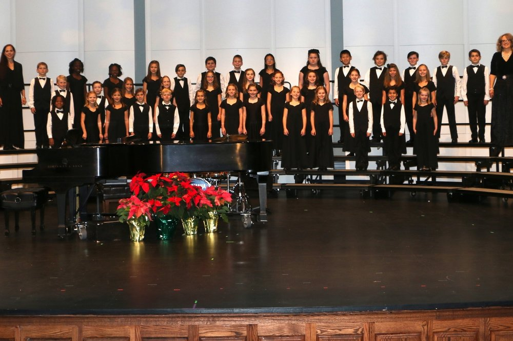 B Choir (8-11 years old) -