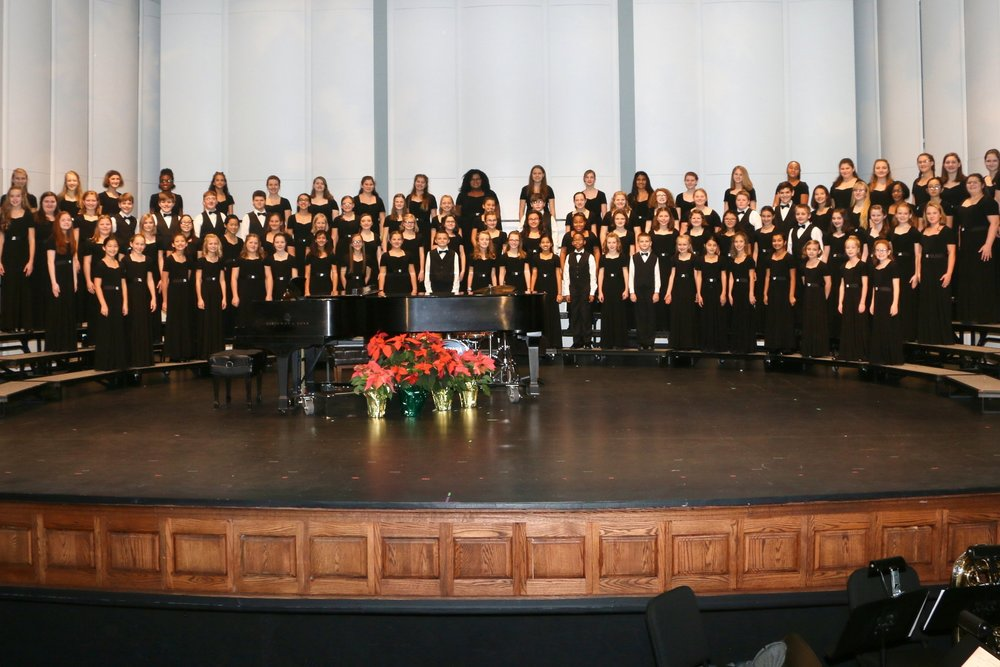 B+ Choir (9-14 years old) -