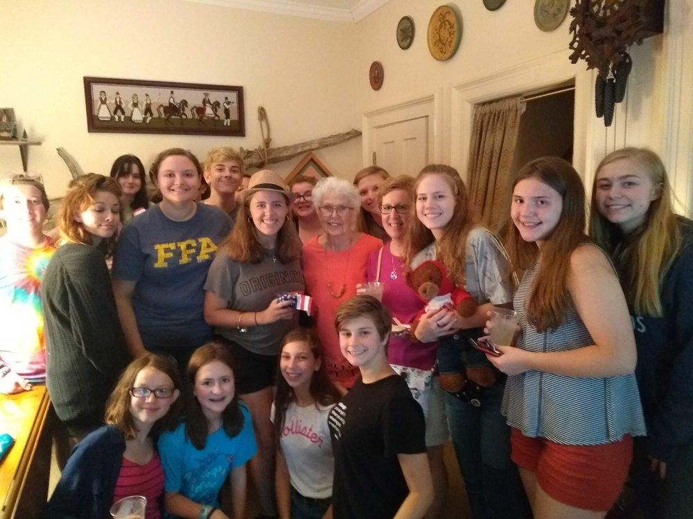 Grandma Myrt's House