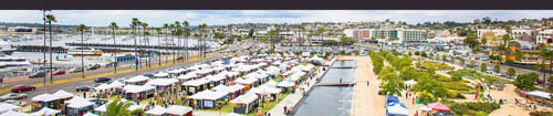 - San Diego Festival of the Arts at Waterfront Park
