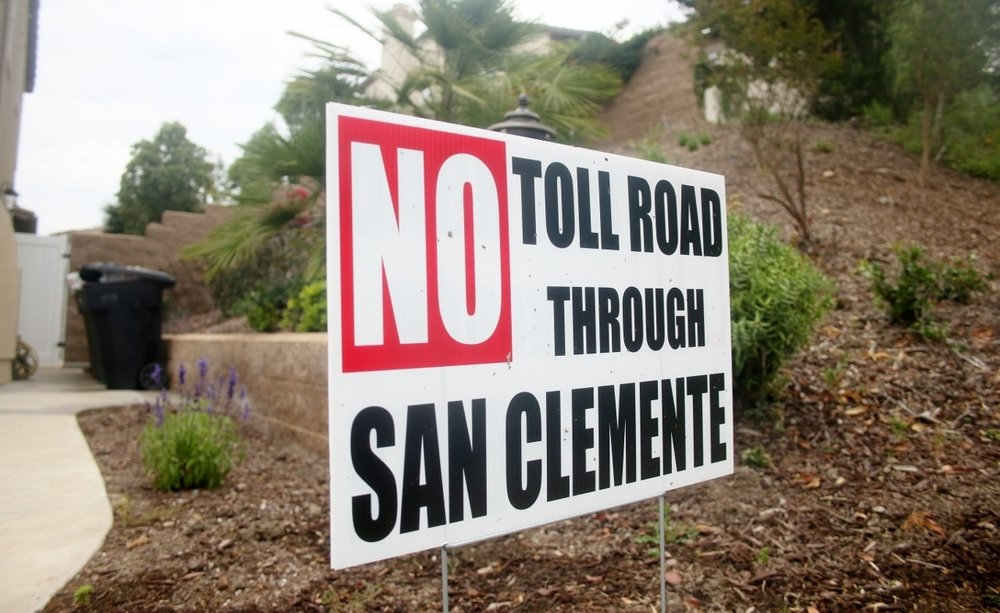 Protecting San Clemente from Toll Roads and the TCA - The TCA's $2 billion toll road boondoggle would wreak havoc on our community — not only regarding traffic, but quality of life in general. I will fight to dissolve the TCA and find modern, de-privatized solutions to streamline transit in our community.