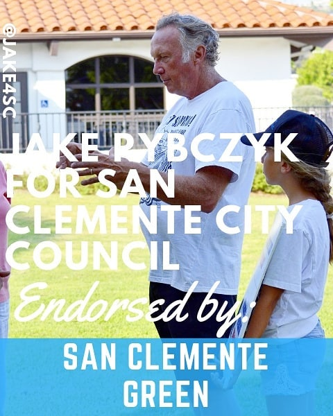 Thank you for all the support San Clemente Green! 🌎