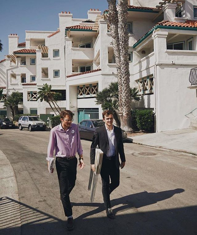 Only so many days left till election day! Jackson (@hinkle4sc) and I have been all over this city campaigning from North Beach to Talega. What motivates me is the opportunity to meet with the community and talk about the issues affecting San Clemente.