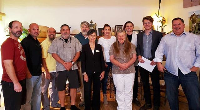 We had a great house party last night! Only 17 days left till the election, everyday counts!