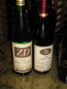 ZD Winery - 1st Vintage
