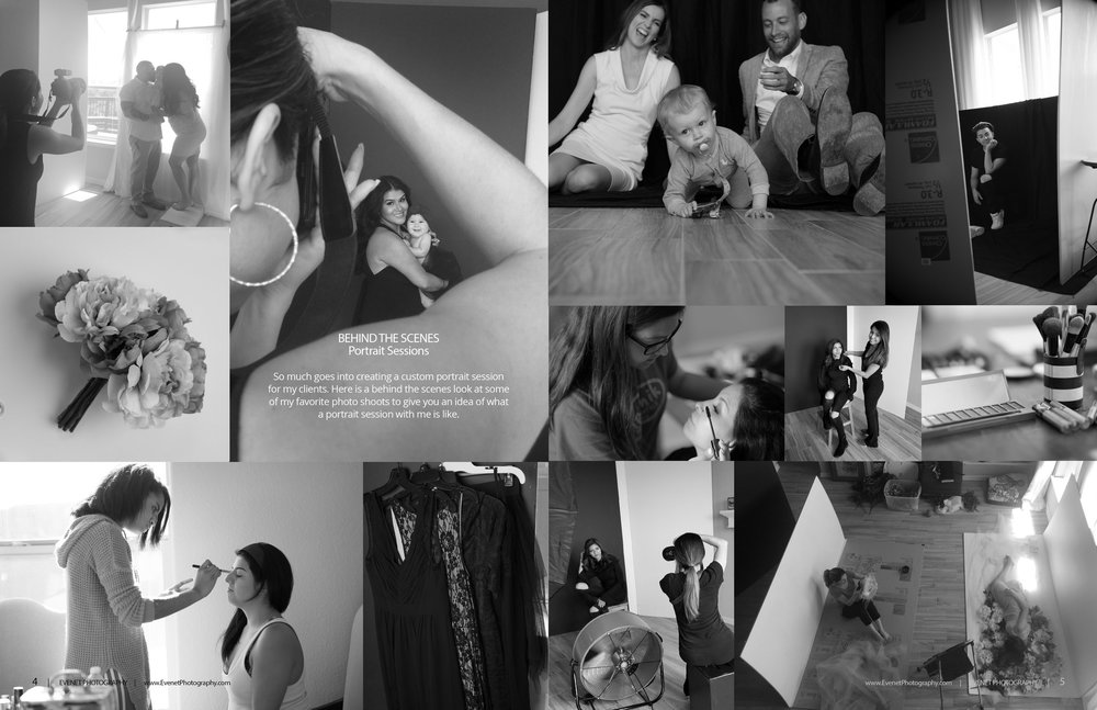 Interior Page 4 & 5 - collage-behind the scene bnw.jpg