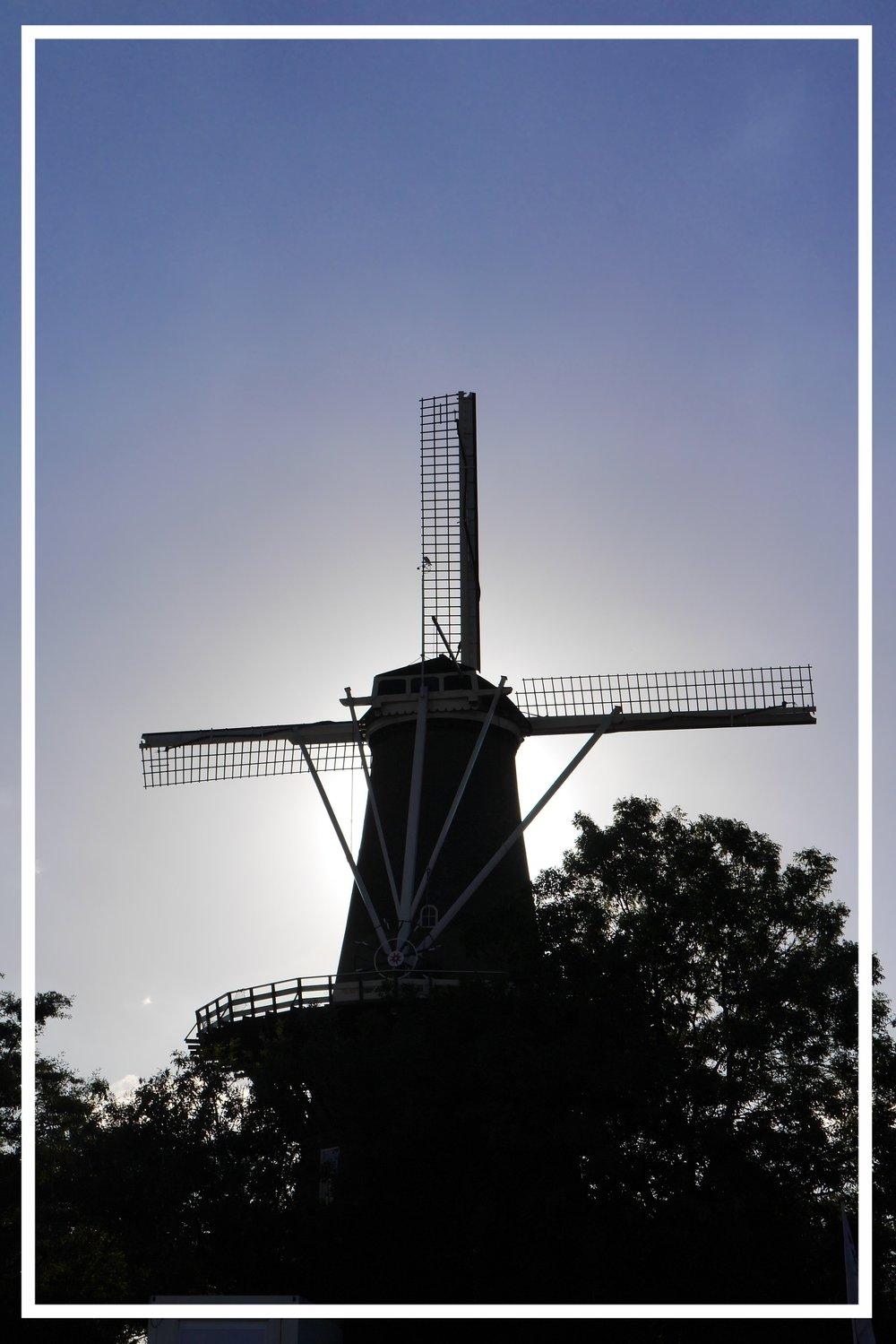 Leiden, Holland  © HD Grzywnowicz, 2017