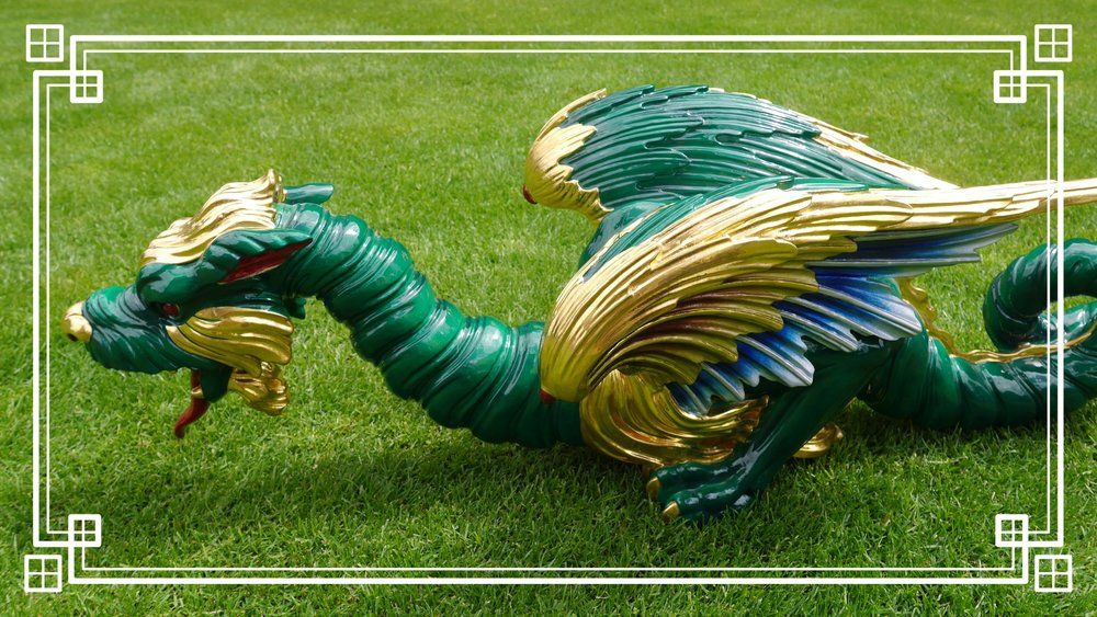3D Printed Dragon, proudly printed and hand-finished in the UK ©HD Grzywnowicz, 2018 (You can read the full story      HERE     )