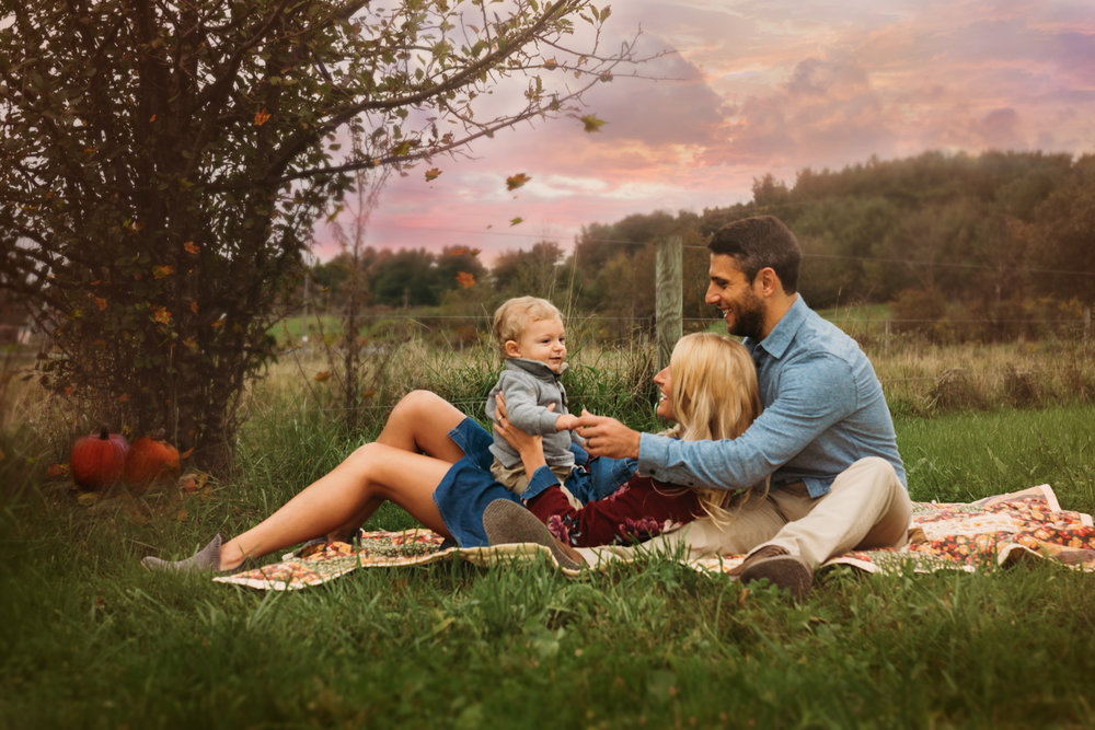 Family Portraits - Authentic, vibrant, and personal.
