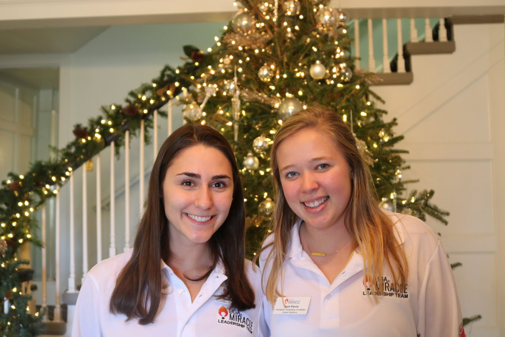 Photo from UGA Miracle's Tour of Homes event