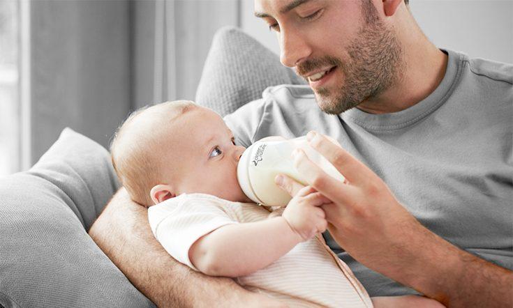 5 Passos para Introduzir a Formula Infantil após a amamentação