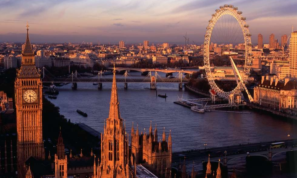 London - Our headquarter right in the heart of the city.