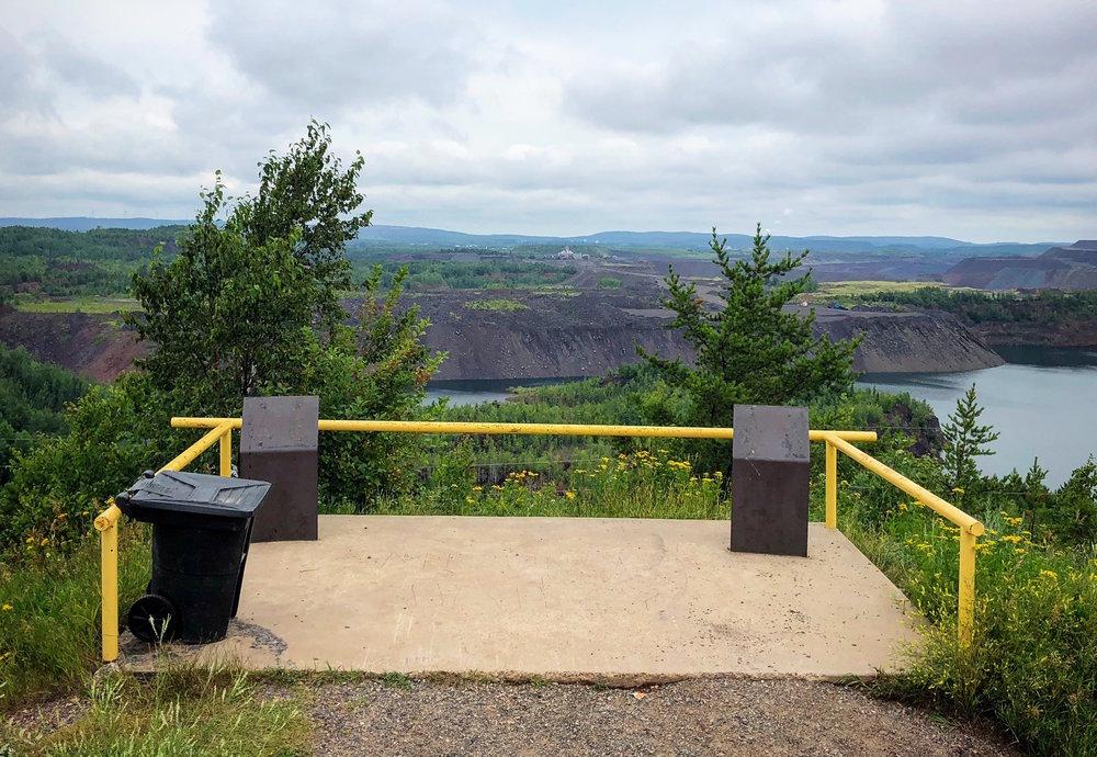 Memorial Overlook, Leonidas, MN