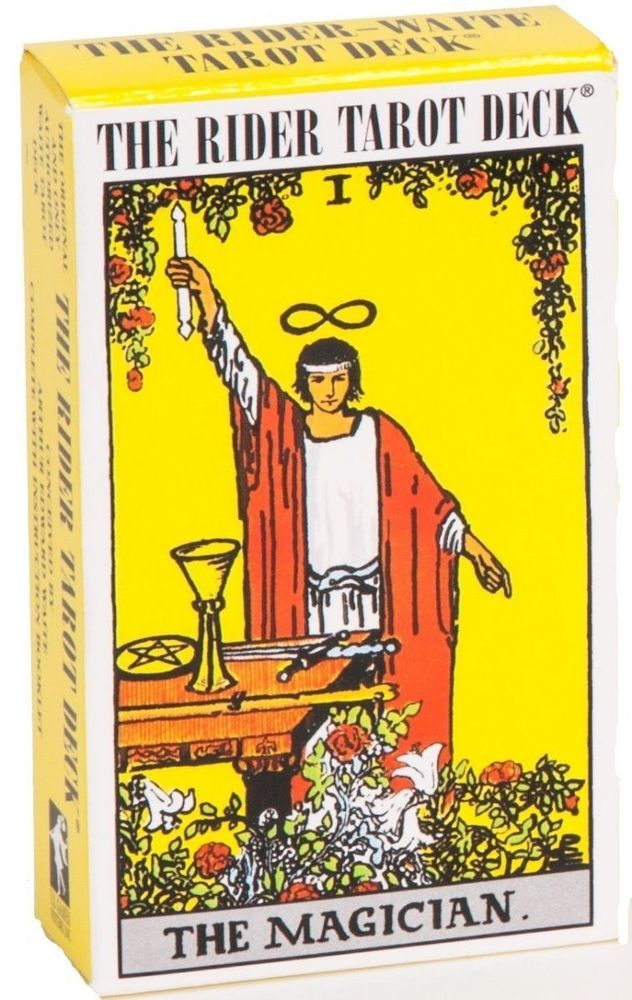 I practice with the traditional Rider-Waite tarot deck along with Oracle cards for clarification. -