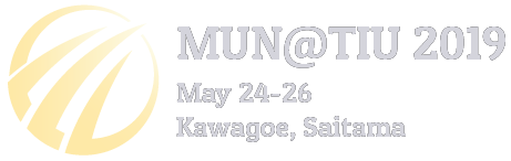 MUN@TIU 2019 | TIUMUN | English Model United Nations in Japan