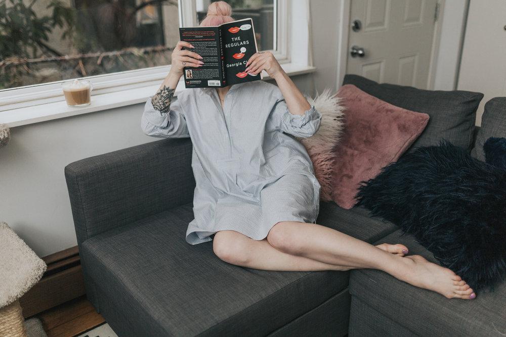 THE SLEEP SHIRT    Summer Rayne Photo
