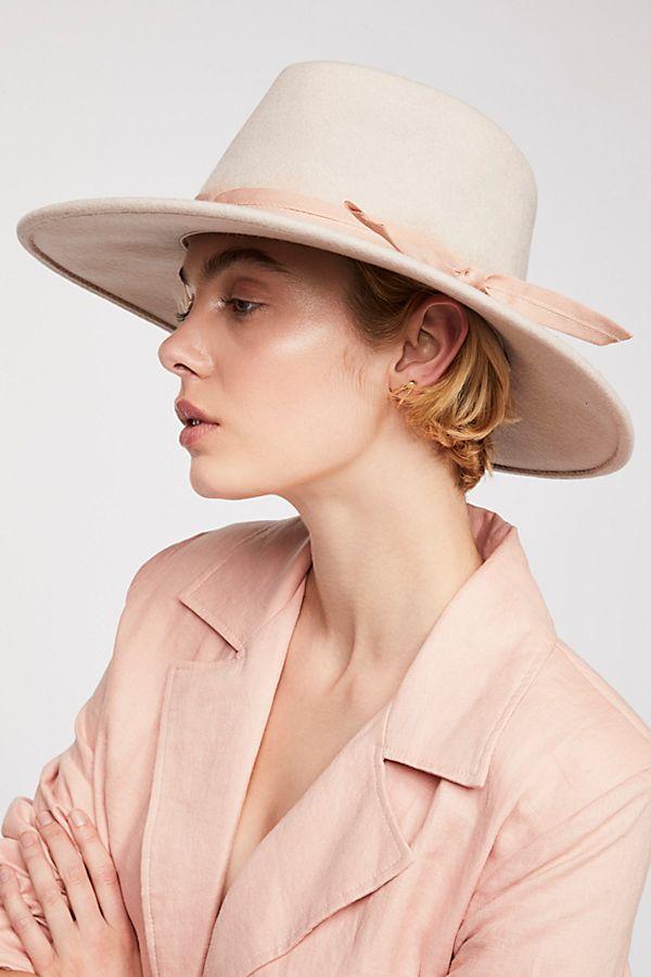 Reseda Felt Hat