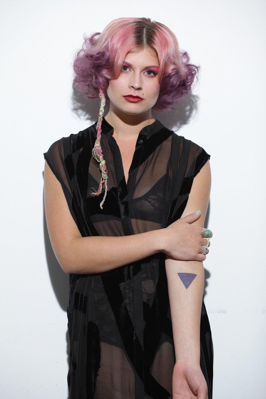 Devin Kerringten   Hair by  Nessa Pineda