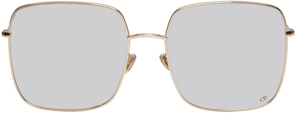 DIOR - GOLD STELLAIRE SUNGLASSES
