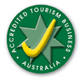 Member of the Australian Tourism Accreditation Program