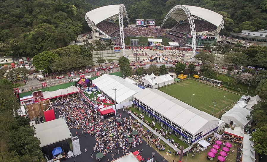 HONG KONG RUGBY 7s 2016