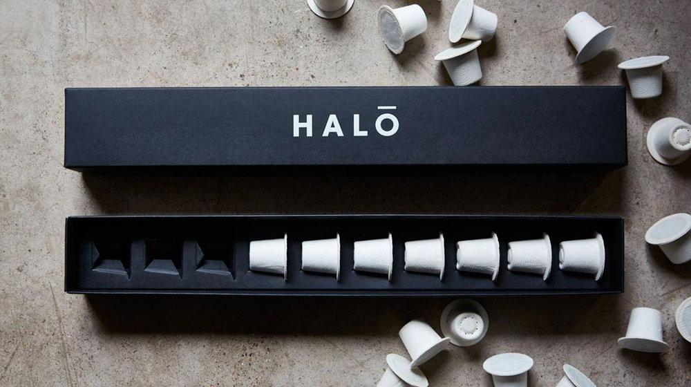 Image ©  Halō Coffee