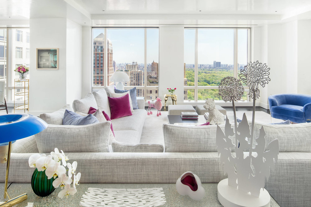 Hazel Collins Design — Upper West Side Apartment