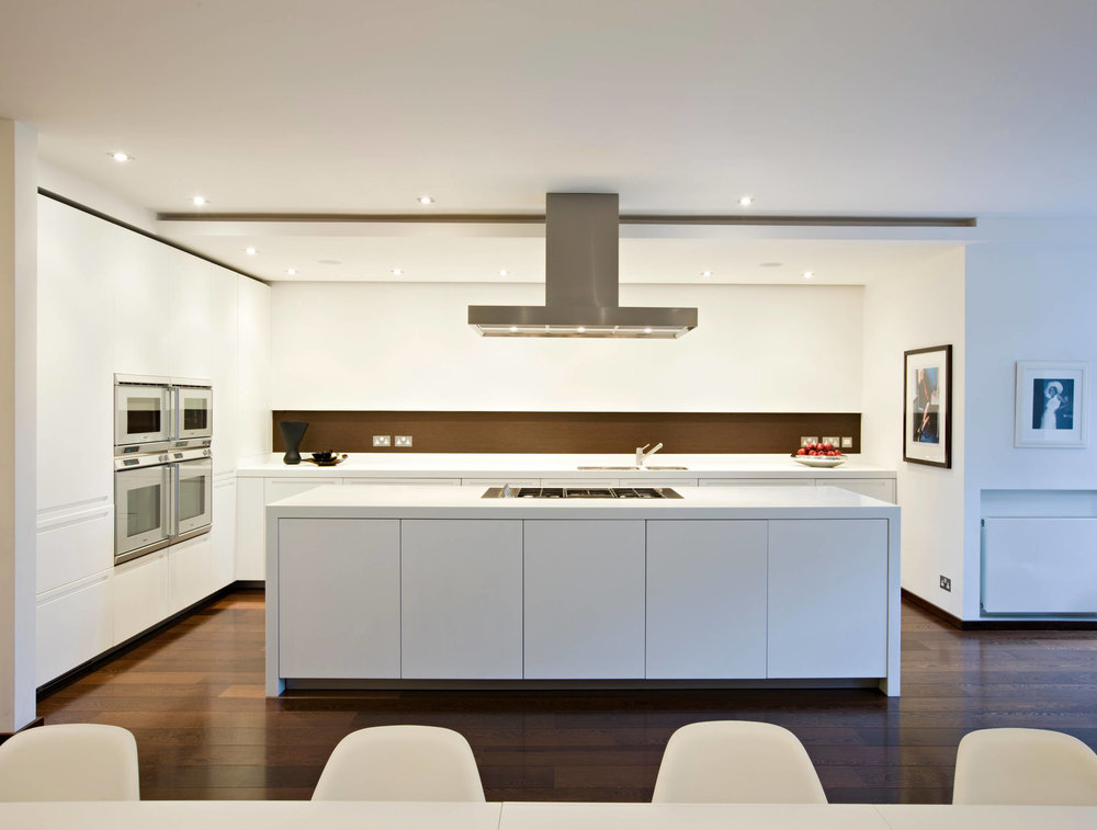 Hazel Collins Design — Hampstead House