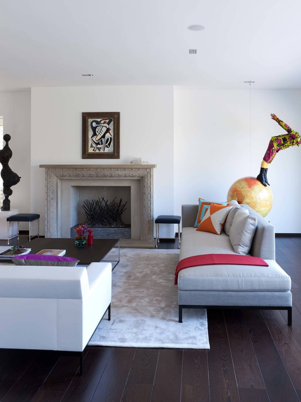 Hazel Collins Design — Hampstead Family Home