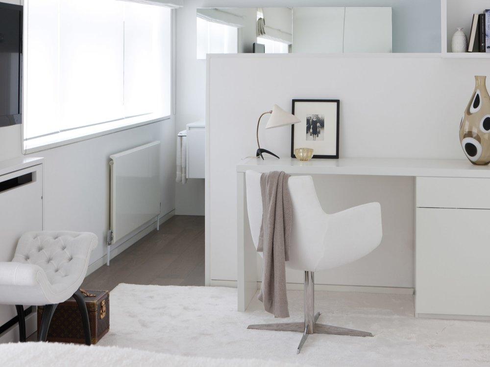 Hazel Collins Design — Regent's Park Duplex