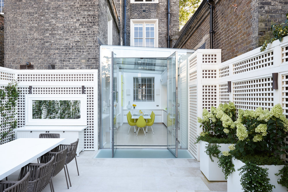 Hazel Collins Design — Grade II Listed House