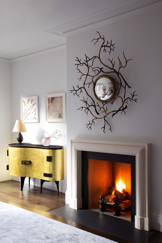 Hazel Collins Design — Brownstone Townhouse