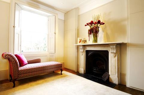 Marie's Corner chaise lounge