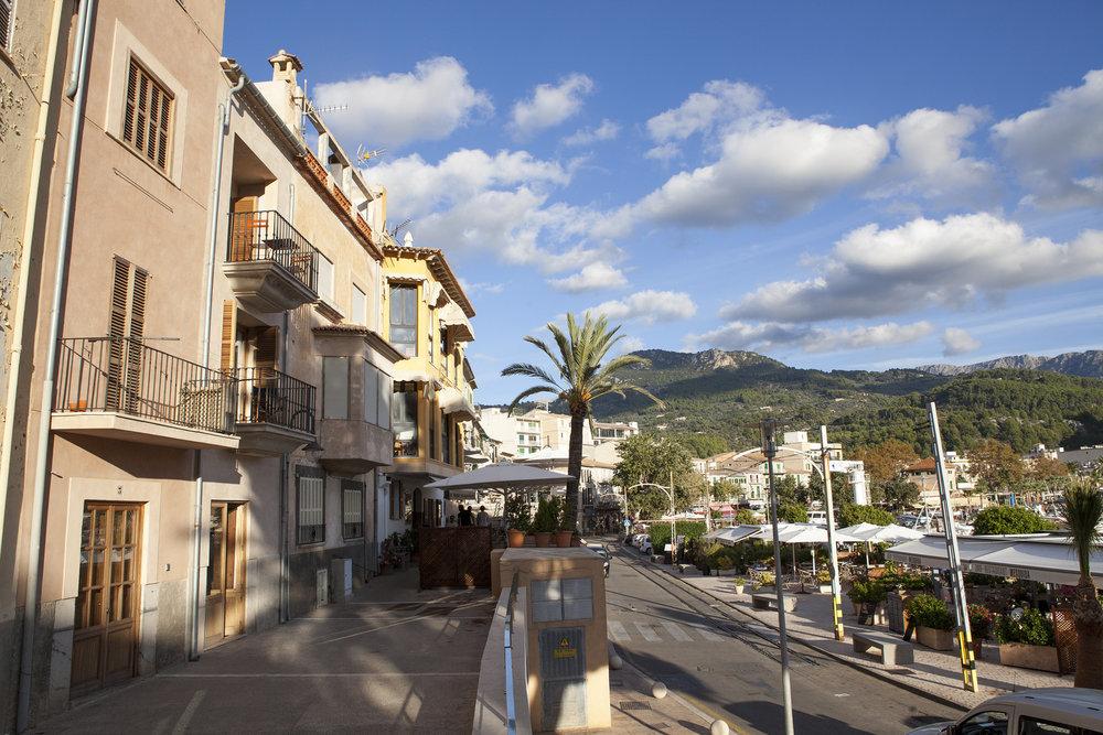 Casita Sal de Mar, Port de Sóller, Mallorca