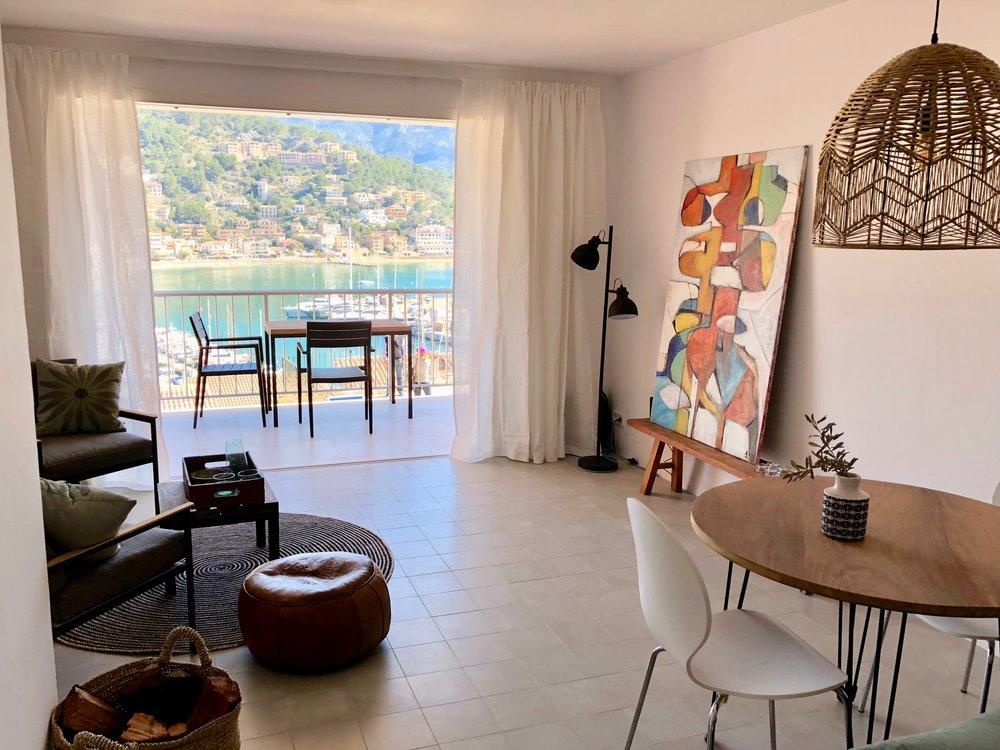 Tintamare apartment, Port de Sóller, Mallorca