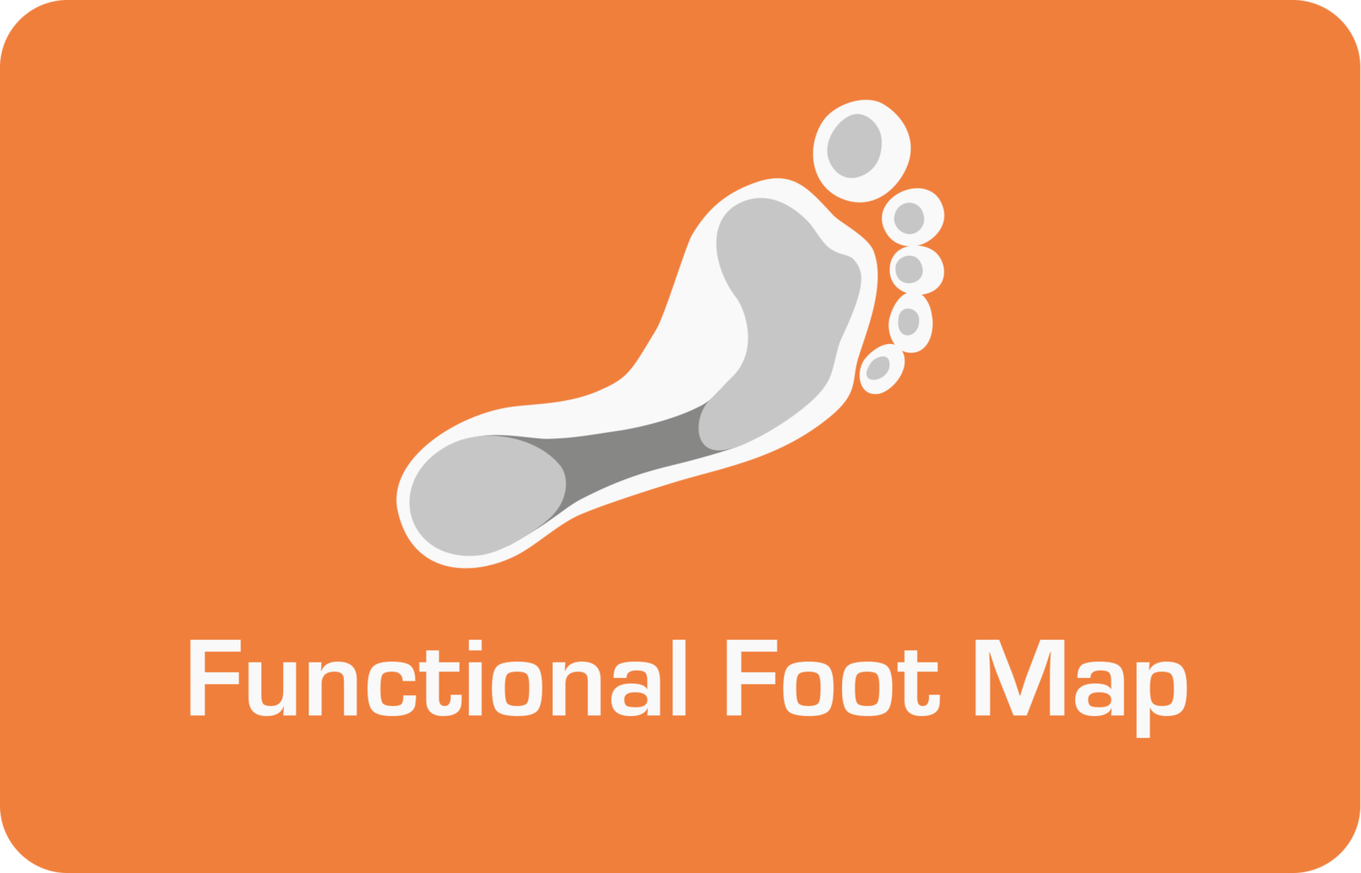 Functional Foot Map by Lee Saxby
