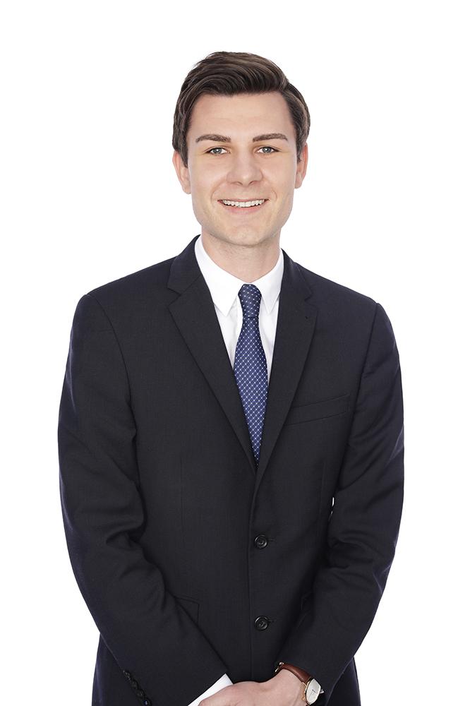 Ryan Brenson - Solicitor