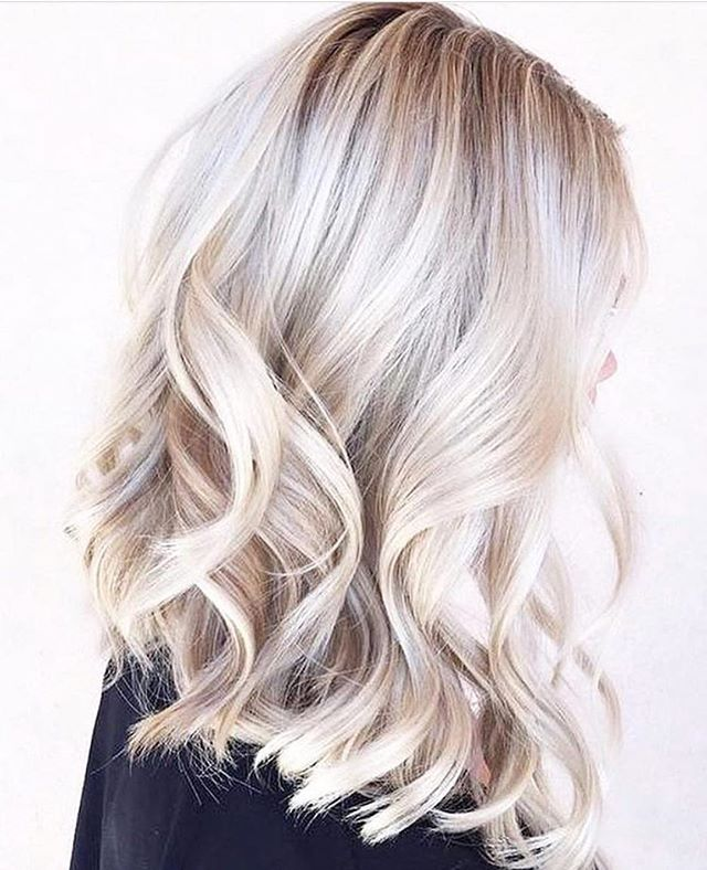 J Beverly Hills Blonde by @beyond_spb !  _ _  #blondehair #blonde #platinum #healthy #hair #balayage #weekendmotivation #shinebright #longhair #wavyhair #behindthechair #hairdresser #hairpainting #haircolour #haircolor #checkthisout #seeyourstylist #hairblogger #fashion #onfleek #colormelt #russia #jbeverlyhills #hairproduct #partytime #cocktailhour #weekend #jbeverlyhillseurope