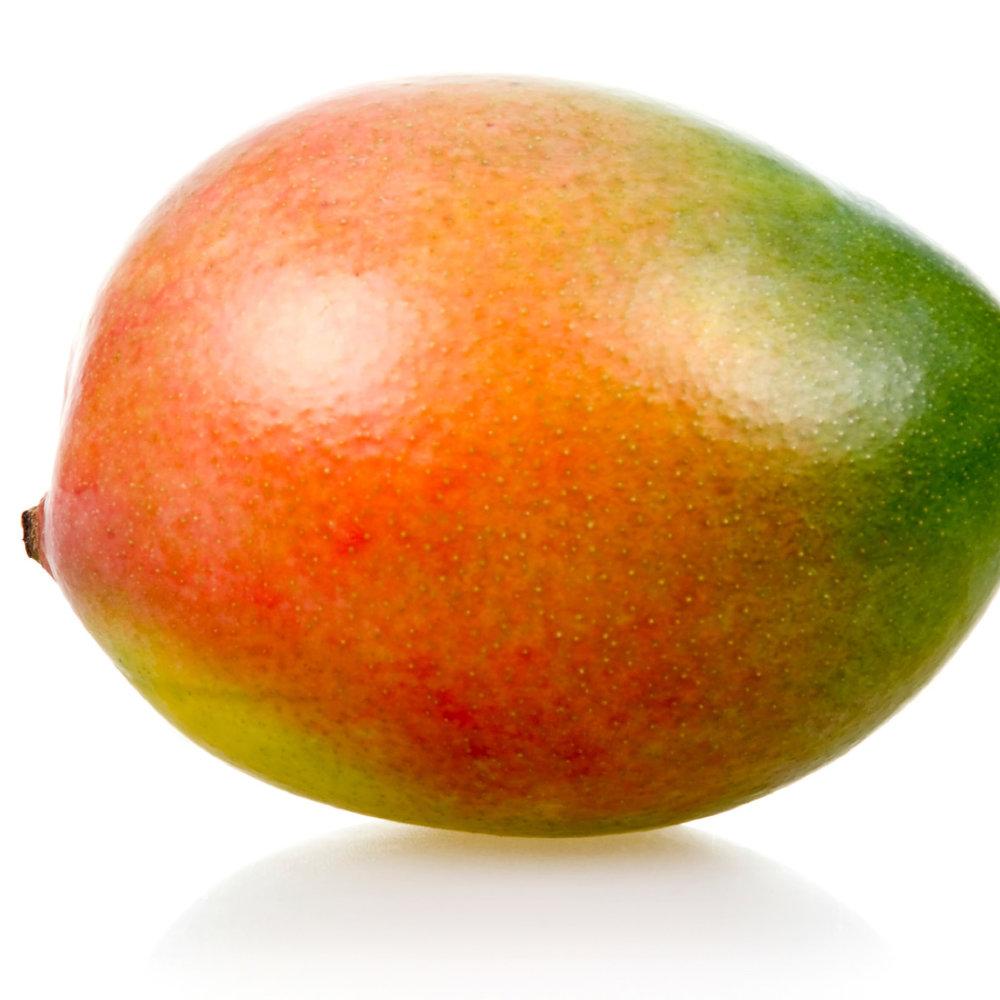 Mango<strong>Mango is een natuurlijke vitamine E die een beschermend laagje om het haar creëert en het aanwezige vocht insluit.</strong>