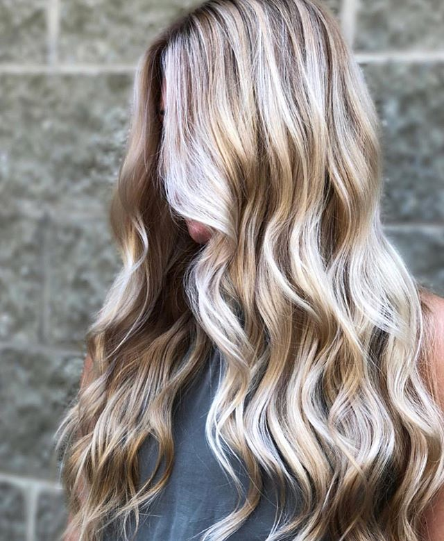 Blonde Perfection by @braidedandblonde !
