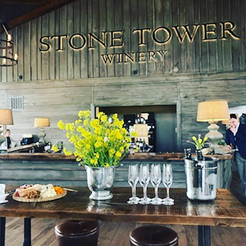 Fabulous corporate wine dinner @stonetowerwinery with the uber talented Executive Chef Stuart Morris, incredible wine paired with beautiful view and four course dinner #corporateevents #winedinners #virginiawine #loudounwine #loveloudoun #leesburgva #makeminevirginiawine